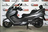 Макси скутер  SUZUKI SKYWAVE 400 LMTD ABS (новый) серый металлик 2015 г.