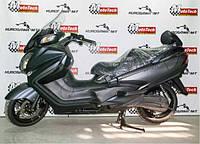 Макси скутер SUZUKI SKY WAVE 650 LX (новый) 2015 г.(серый)