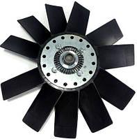 Муфта вязкостная с вентилятором ГАЗ двигатель CUMMINS 2.8