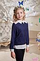 Блуза Одри Suzie школьная нарядная на девочку Размеры 116- 140, фото 2