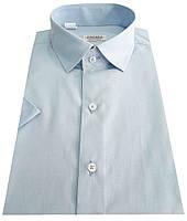 Классическая мужская рубашка с коротким рукавом №10/3 - 506/14-4112, фото 1