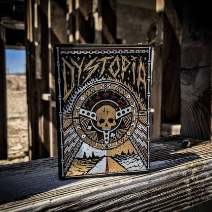 Dystopia Playing Cards | Карты игральные, фото 2