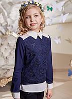 Блуза Одри Suzie школьная нарядная на девочку Размеры 116- 140