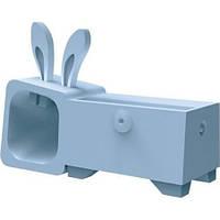 Аудиоусилитель Ozaki O! Music Zoo Rabbit Blue for iPhone 5 / 5S (OM936RA) Grey