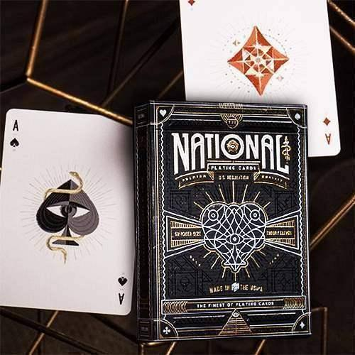 National Playing Cards by Theory 11 | Карты игральные
