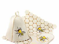 Набор для сауны и бани  Пчелка ПРО