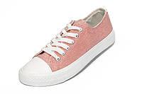 Кеды для женщин. (36-41) Pink