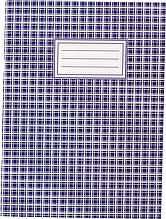 Тетрадь для записей А4, 48л., линия bm.2451