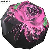 Зонт женский полуавтомат, фото 1