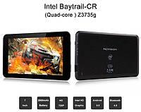 Irulu NuVision Intel 7  планшет HD 8ГБ ПЗУ Quadcore