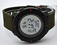 Часы спортивные Skmei Aviator - Green (5 bar), фото 1