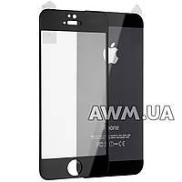 Защитное стекло iPhone 5s на обе стороны глянец (Speys grey)