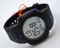 Часы спортивные Skmei Duster - Black (5 bar), фото 1