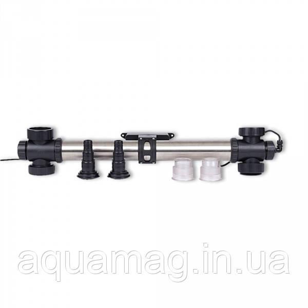 УФ - стерилизатор AquaKing RVS² JUVC - 75 корпус нерж. для пруда, водоема, узв, ставка, озера