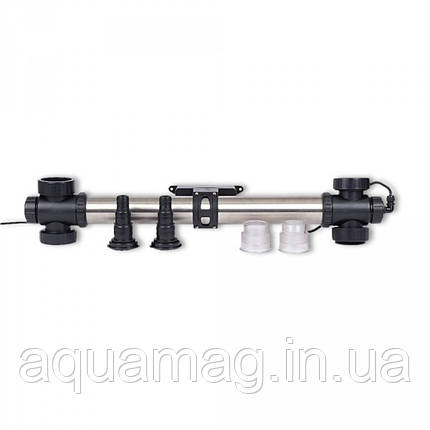 УФ - стерилизатор AquaKing RVS² JUVC - 75 корпус нерж. для пруда, водоема, узв, ставка, озера, фото 2