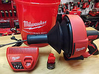 Машина для прочистки канализаций и труб Milwaukee® M12™ BDC8 202C
