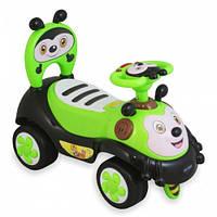 Машинка-каталка Alexis-Babymix 7625 green