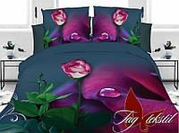 Комплект постельного белья 2-спальный ТМ TAG  MS-CY17005