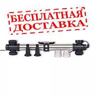 УФ - стерилизатор для пруда AquaKing RVS² JUVC-75 корпус нерж.