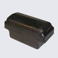Подушка рессоры передн.верхн.,задняя нижн. (опора) ГАЗ 53 (средн.)