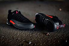 Мужские кроссовки Nike Air Jordan 12 Retro Low Max Orange Black 308 305 003, Найк Аир Джордан 12, фото 3