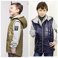 Демисезонна курточка двойка Влад для мальчика