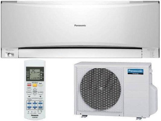 Сплит-система настенного типа Panasonic CS-Е28MKDS/CU-Е28MKD, фото 2