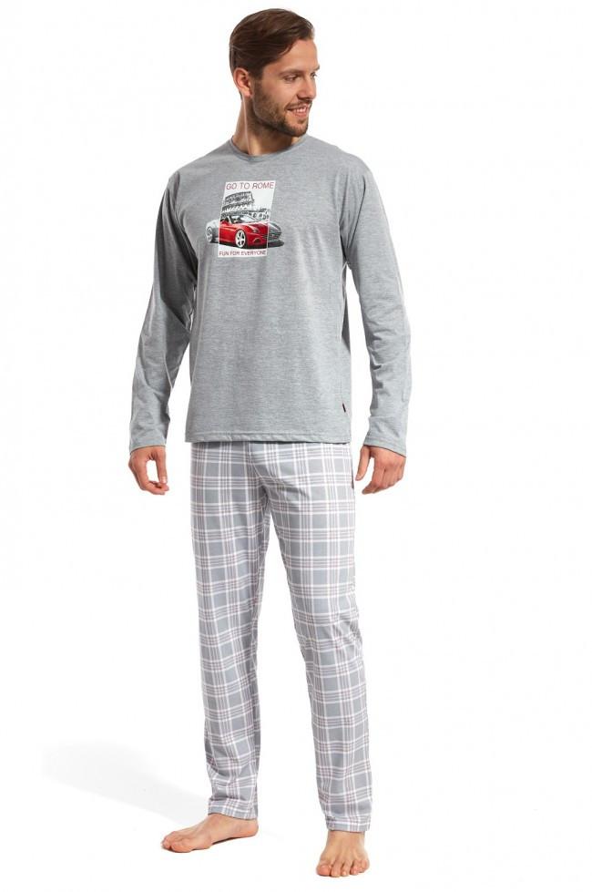 Пижама мужская хлопковая.Cornette 124/84 GO TO ROME