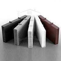 Вентиляционные коробочки 115х60х9 мм для кладки кирпича