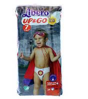 Підгузки дитячі Libero Up&Go7 34шт