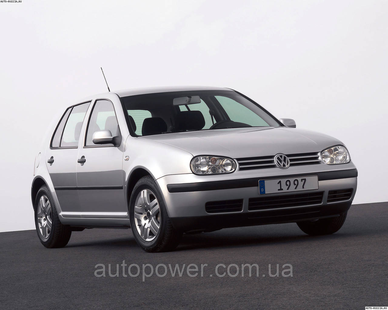 Фаркоп на Volkswagen Golf 4 хетчбек (1997-2003)