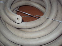 Трубка резиновая силиконовая внутренний d от 3 до 45 мм