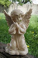 Ангел №12 (мрамор кремовый) 29 см.