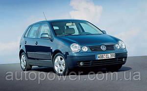 Фаркоп на Volkswagen Polo 4,  тип 9N (2001-2009)