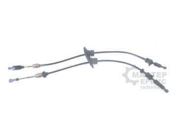 Трос переключения КПП для Fiat Ducato 1994-2002 1327146080 + 1327151080, 1327151080 - Мастер Сервис в Харькове