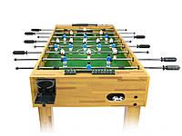 Большой деревянный футбольный стол Neosport NS-401