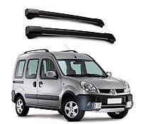 Поперечные рейлинги Renault Kangoo 2008-2017