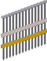 Гвоздь рифленый в ленте Prebena типа RK 2,8/70 (4,2 тис. шт.)
