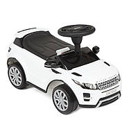 Машинка-каталка Alexis-Babymix Z-348B Range Rover Evoque white