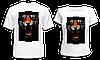 """Парные футболки """"Тигр"""""""