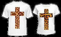 """Парные футболки """"SWAG Animals"""", фото 1"""