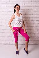 Бриджи Losinelli женские розовый В00138, фото 1