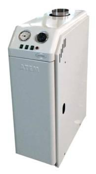 Электро-газовый котел Атем КС-ГВ 012 СН/КЕ4,5