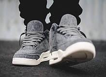 Женские кроссовки Nike Jordan Air 3 Retro Wool Grey, фото 3