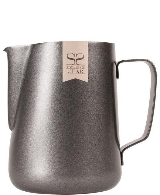 Антипригарный молочник-питчер от Espresso Gear Black, 0,35 л