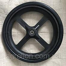 Прикотуюче колесо в зборі (Lemken, сеялка Lemken Солитер, (АПП-6П) з ковпачком