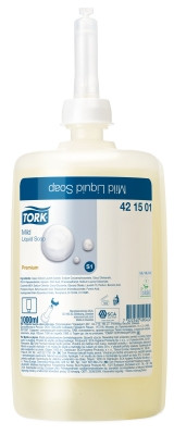 Жидкое мыло-крем для рук Tork Premium