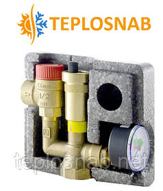 Группа безопасности котла AFRISO KSG mini 50 кВт  3 бар