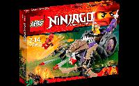 Конструктор LEGO NINJAGO  70745