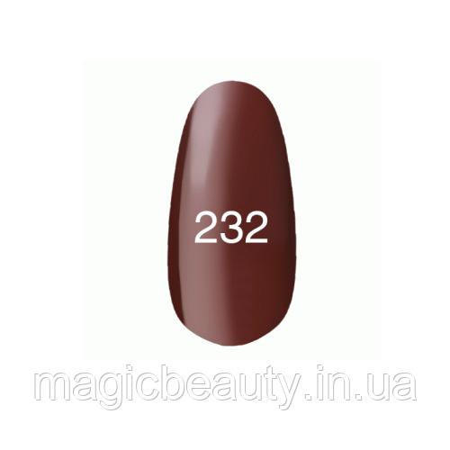 Гель-лак Kodi Professional7мл, № 232